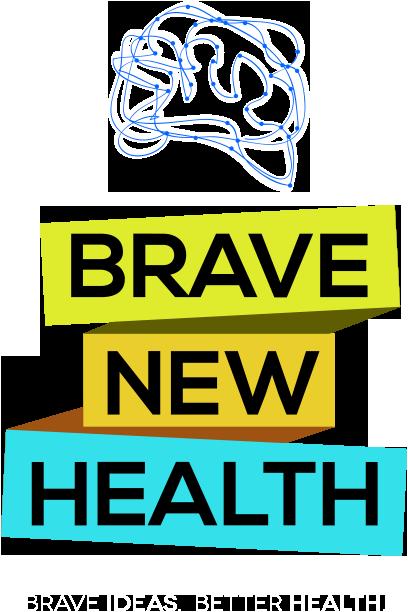 Brave New Health logo