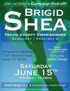 Campaign Kickoff Flyer