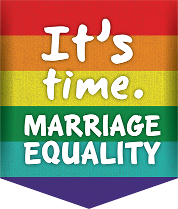 It's Time for Marriage Equality
