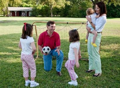 Van Taylor & Family