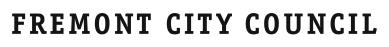 Fremont City Council
