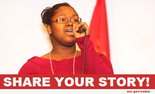 Share Your Story With The Council on Black Minnesotans