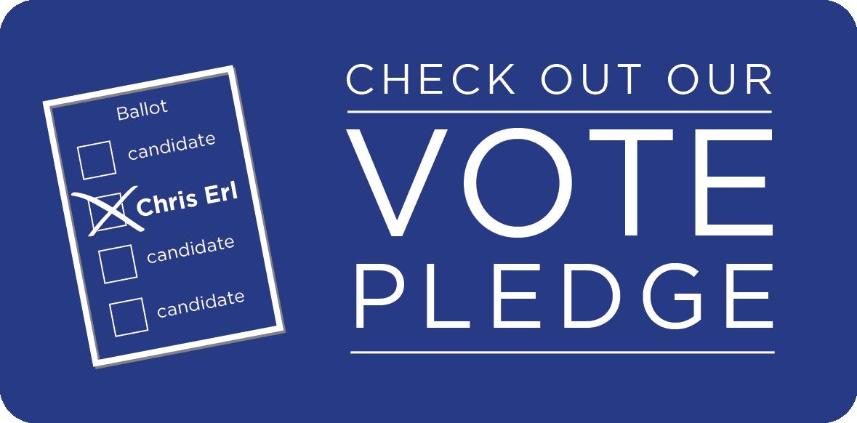 Vote Pledge