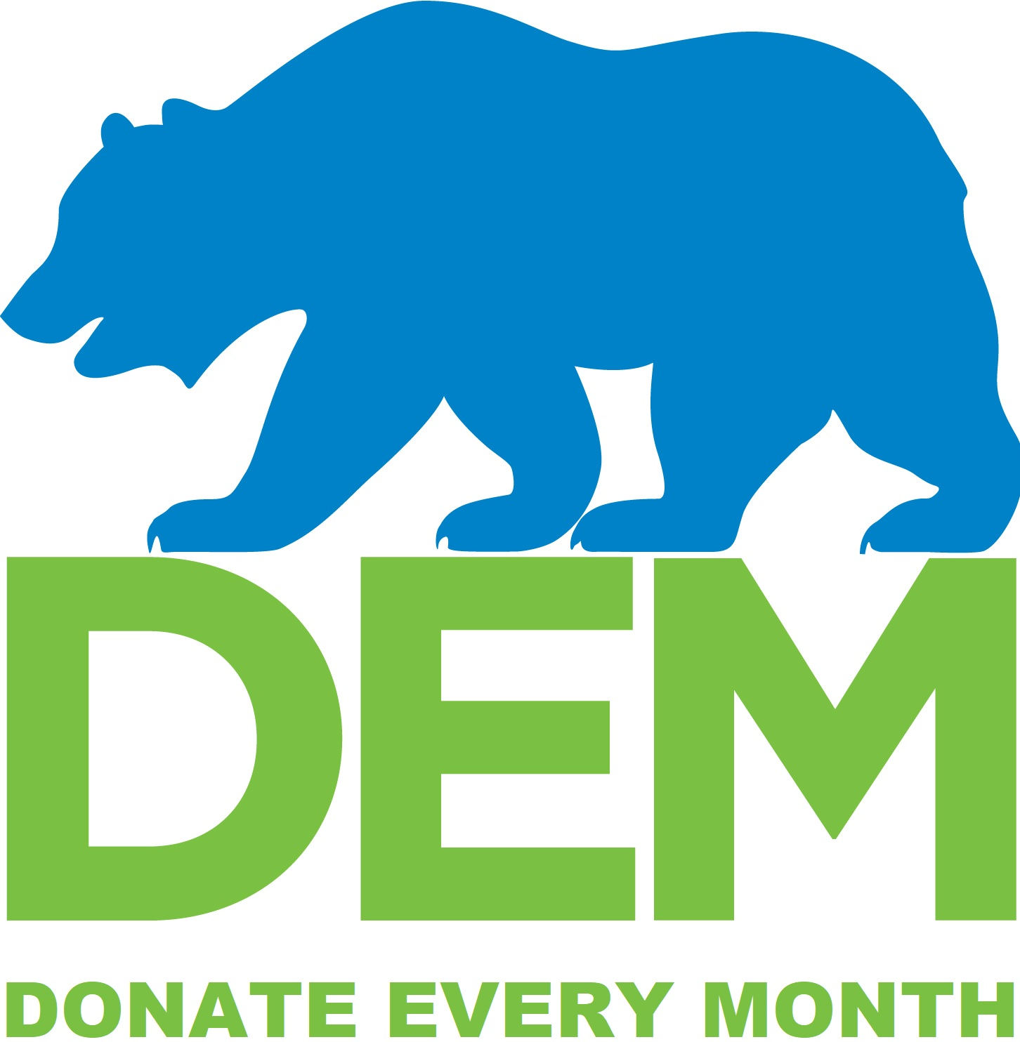 Donate Every Month