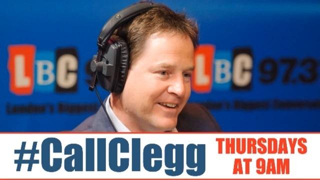 #CallClegg