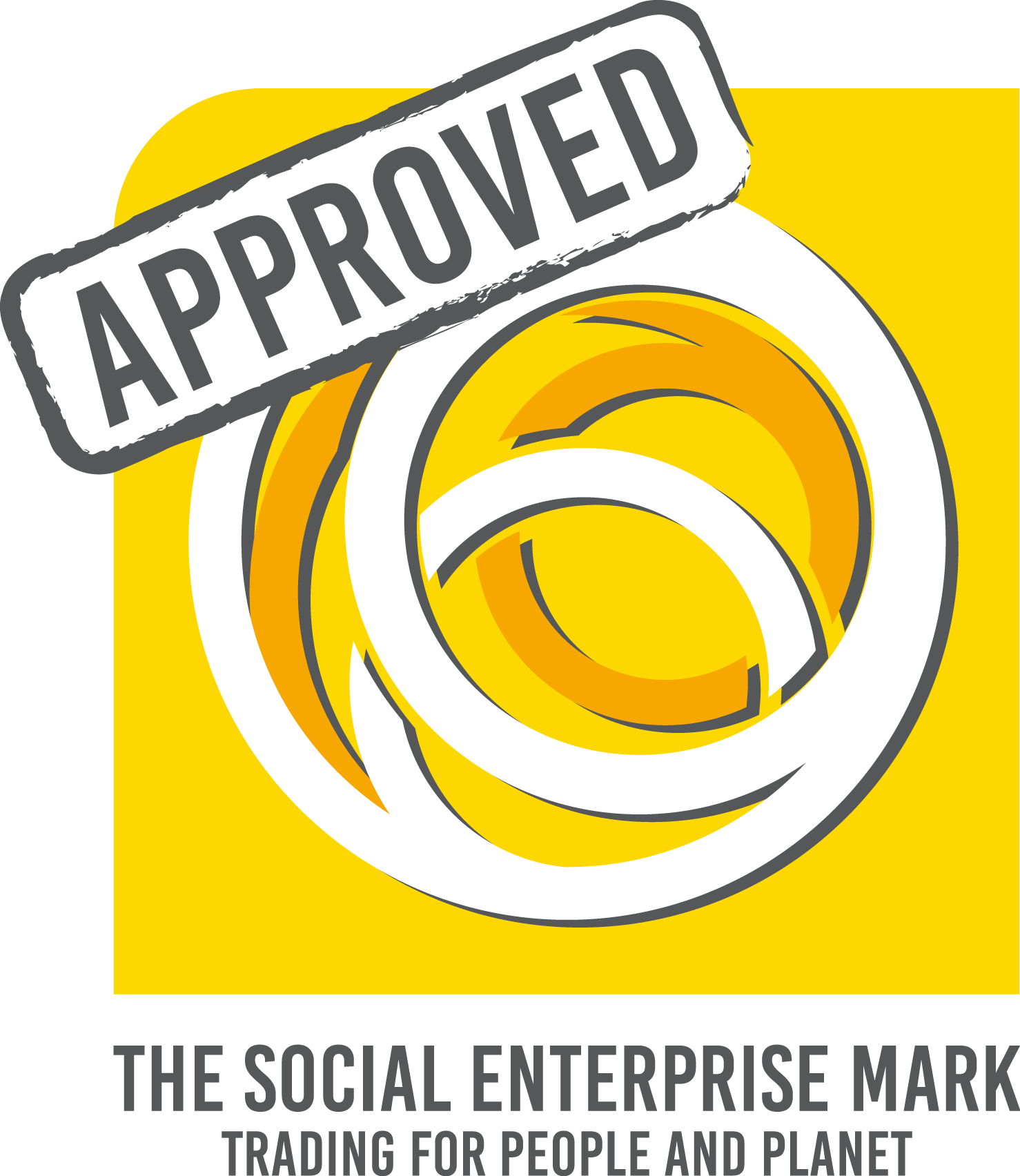 Image showing our Social Enterprise Mark