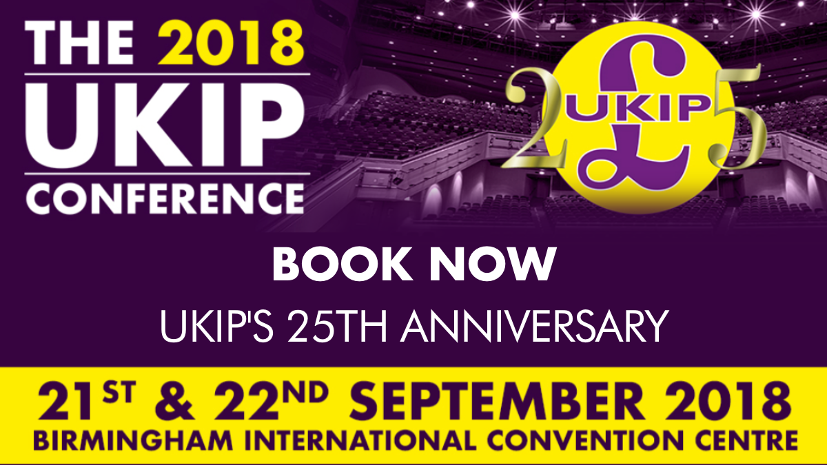 UKIP 2018 Conference