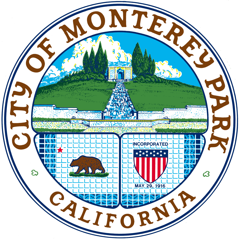 Monterey Park Seal