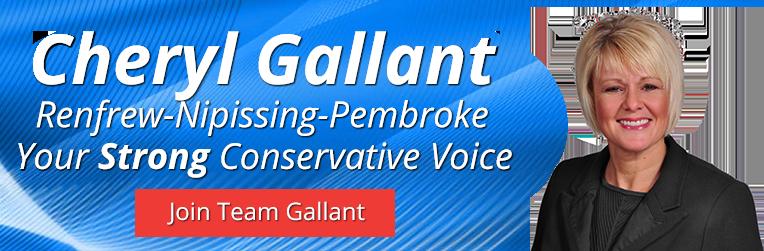 Cheryl Gallant MP