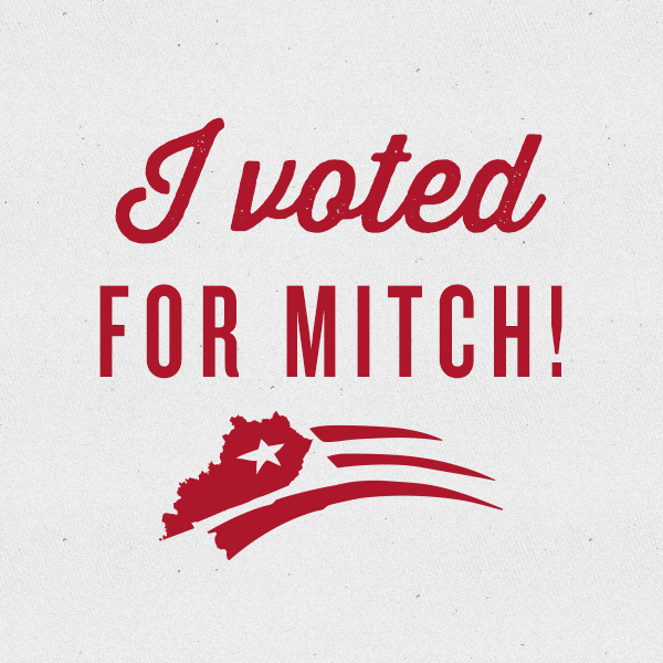 Team Mitch Avatar - Change yours today