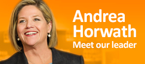 Andrea Horwath