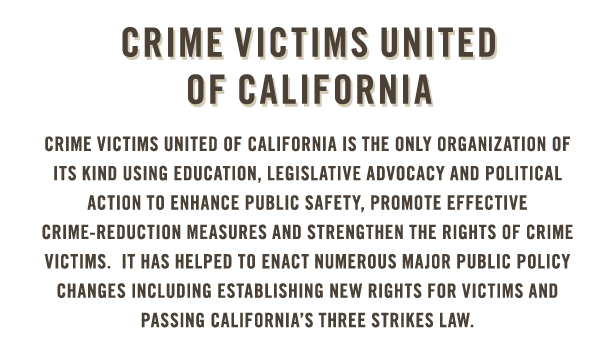 Crime Victims United endorses Eric Linder