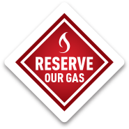 Reserve our gas