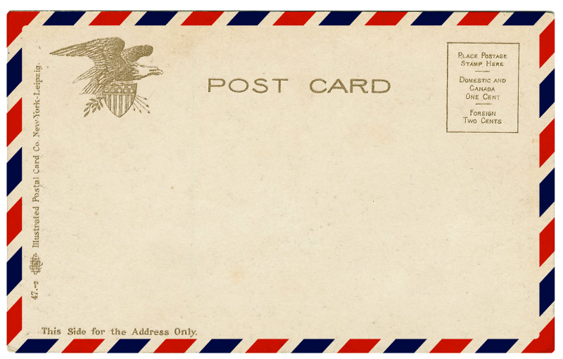 send a postcard from the future ran change the course