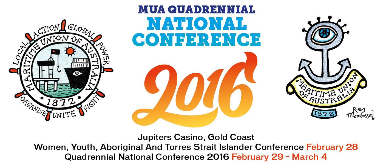 MUA Quadrennial National Conference