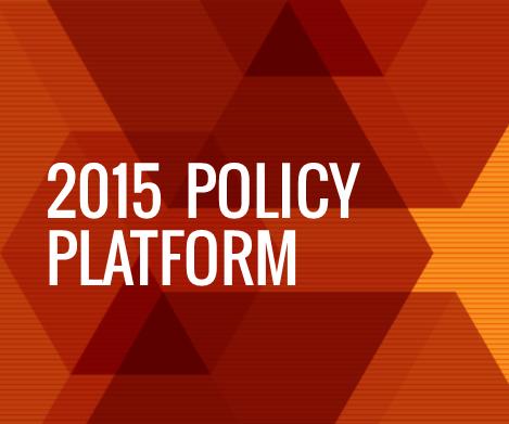 2015 Policy Platform