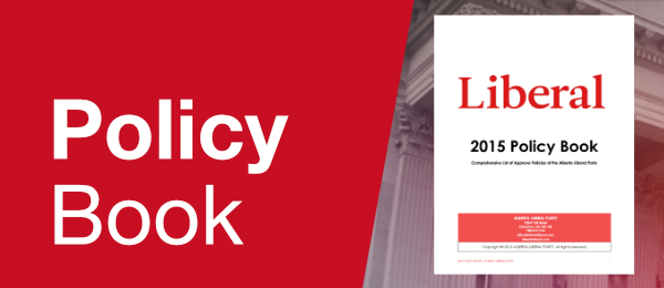 ALP 2015 Policy Book