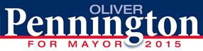 Oliver Pennington for Mayor 2015