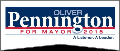 Oliver Pennington for Houston Mayor 2015