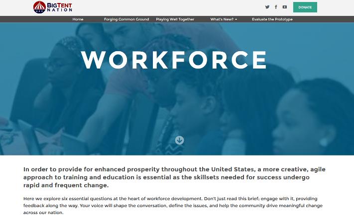 Workforce Briefing Book