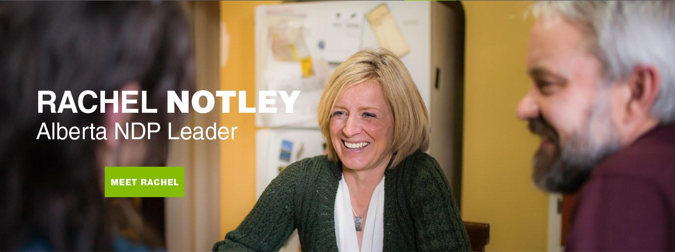 Rachel Notley, Edmonton-Strathcona