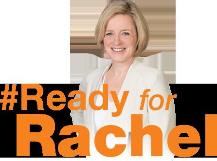 #Ready for Rachel