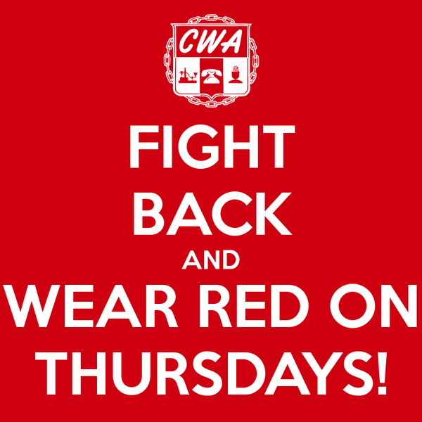 CWA Wear Red Image