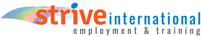 Strive International logo