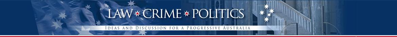 LawCrimePolitics Banner