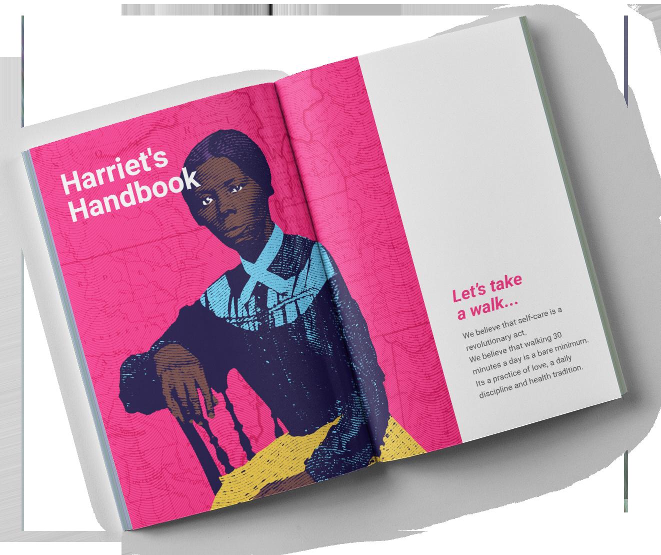 Harriet's Handbook