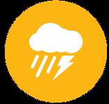 Increased Rainfall