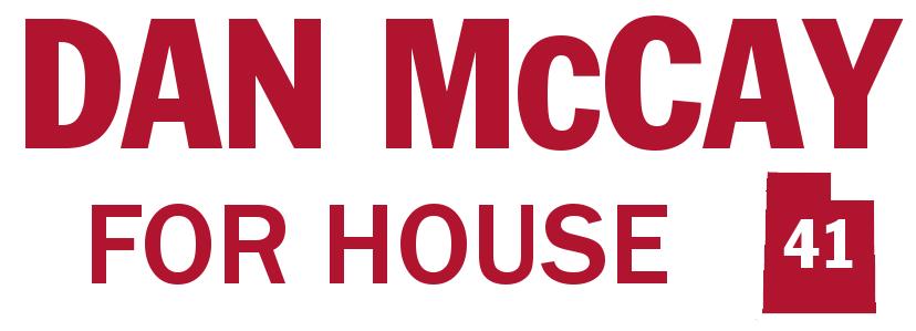 Dan McCay for Utah