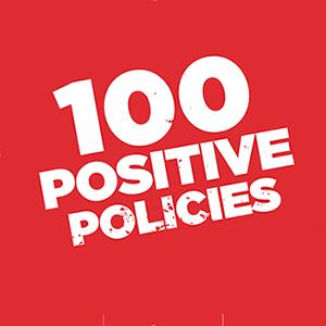 100 Positive Policies