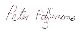 PFS signature