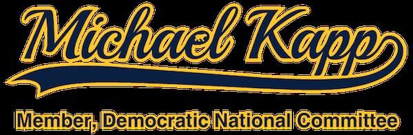 Michael Kapp, Member, Democratic National Committee