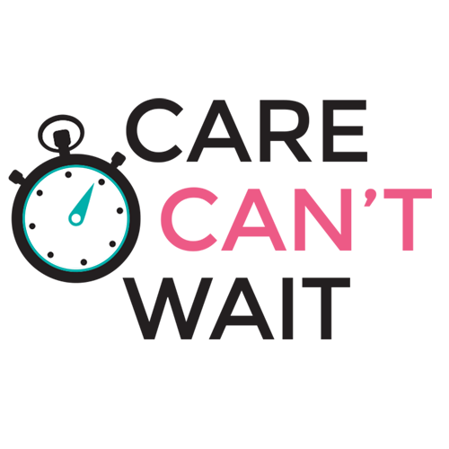 Care Can't Wait logo
