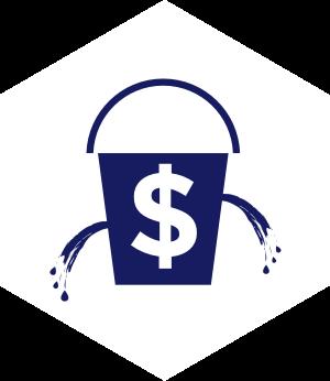 NZ tax like a leaky bucket