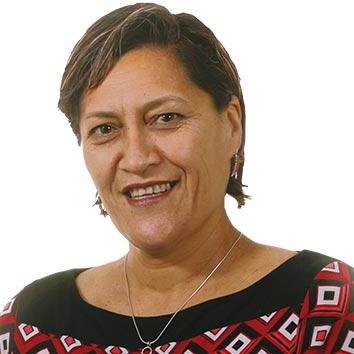 Meka Whaitiri MP for Ikaroa-Rawhiti