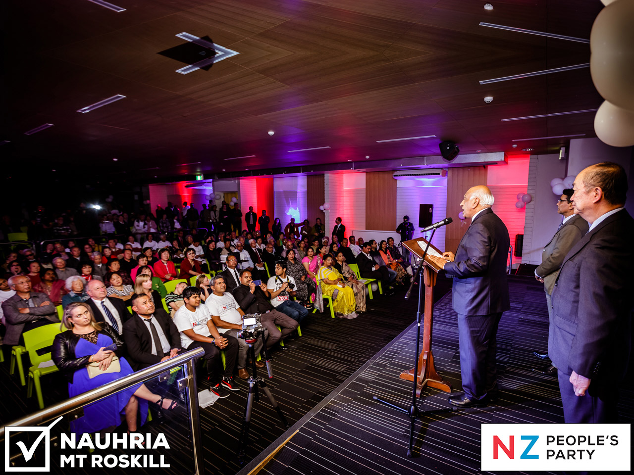 1000s join for launch of NZPP