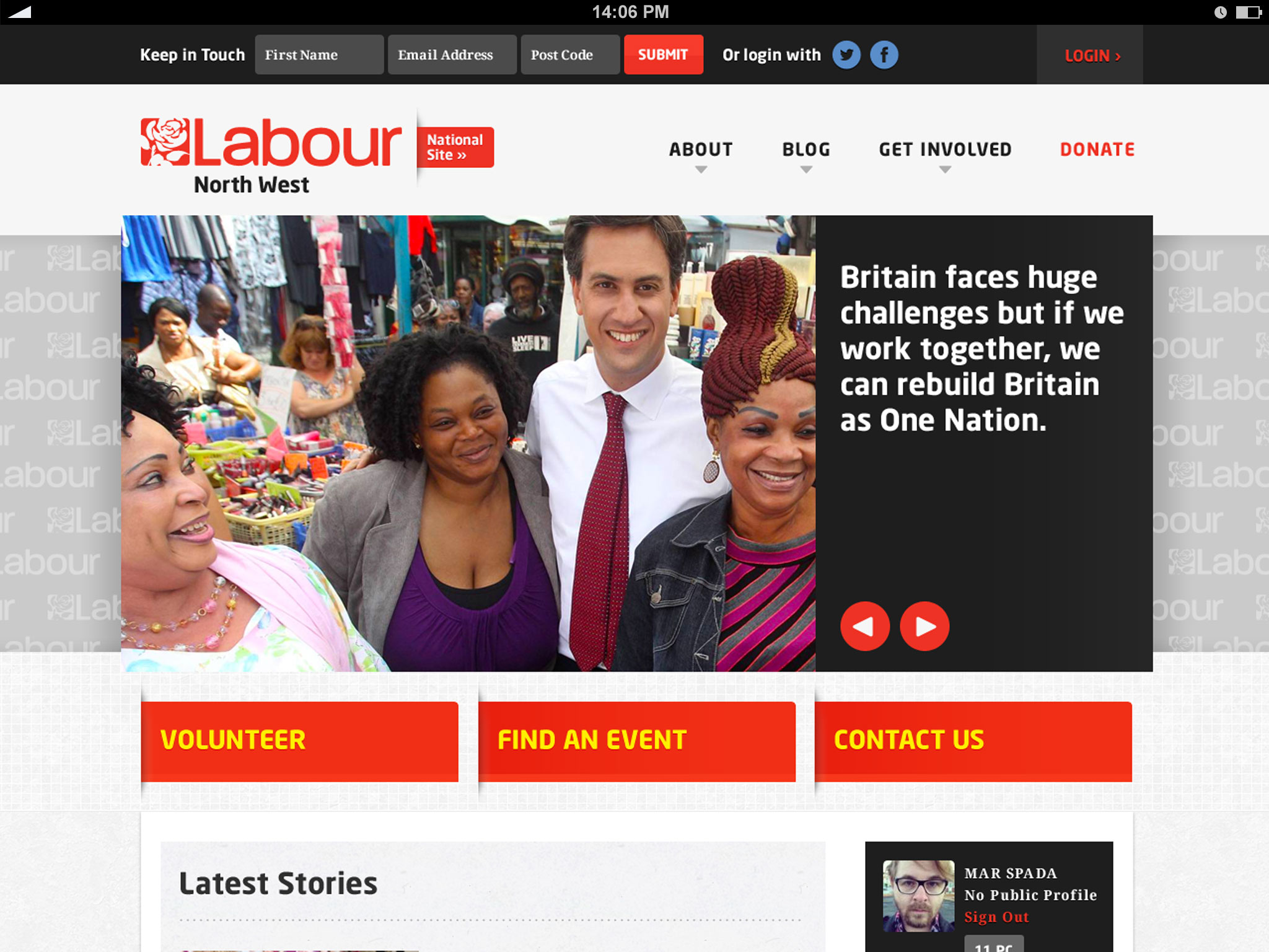 The Labour Party of Great Britain