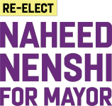 Re-elect Naheed Nenshi for Mayor - 2017