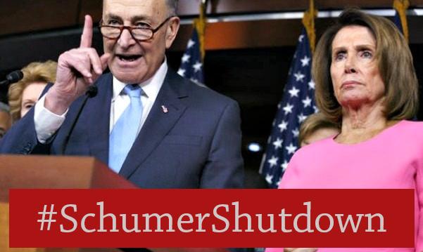 Schumer Shutdown