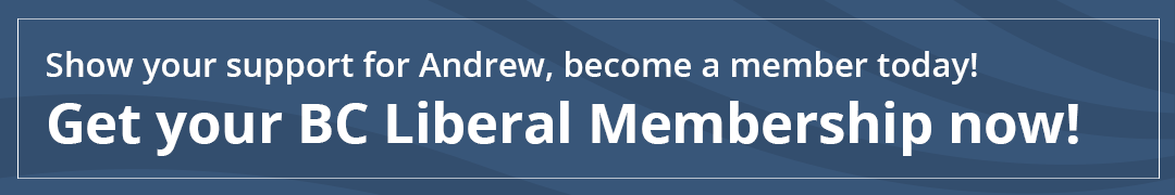 Get your BC Liberal Membership