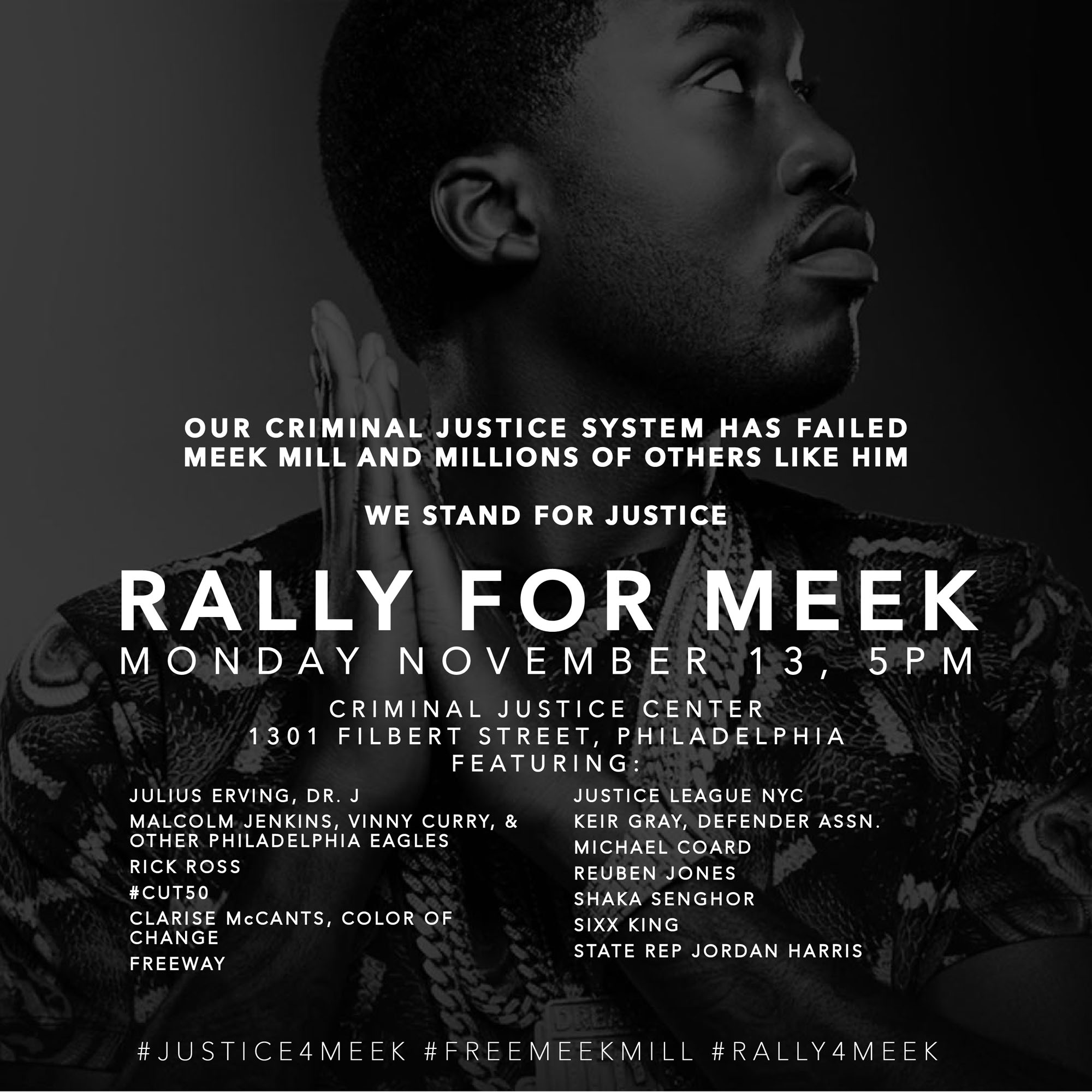 Rally For Meek