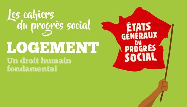Etats Généraux du Progrés Social 2018 - Logement