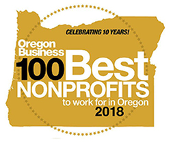 2018 Best Nonprofits Logo