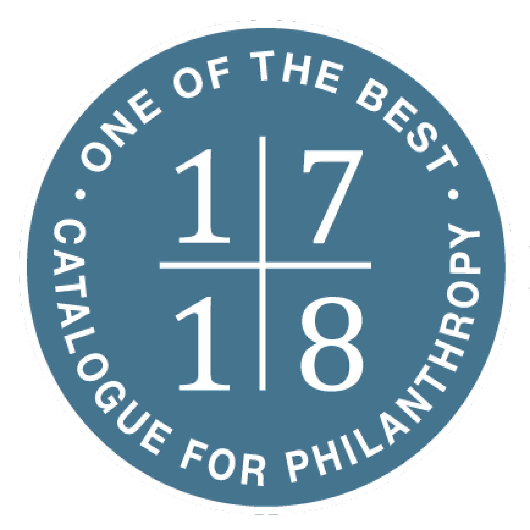 Catalougue for Philanthropy logo