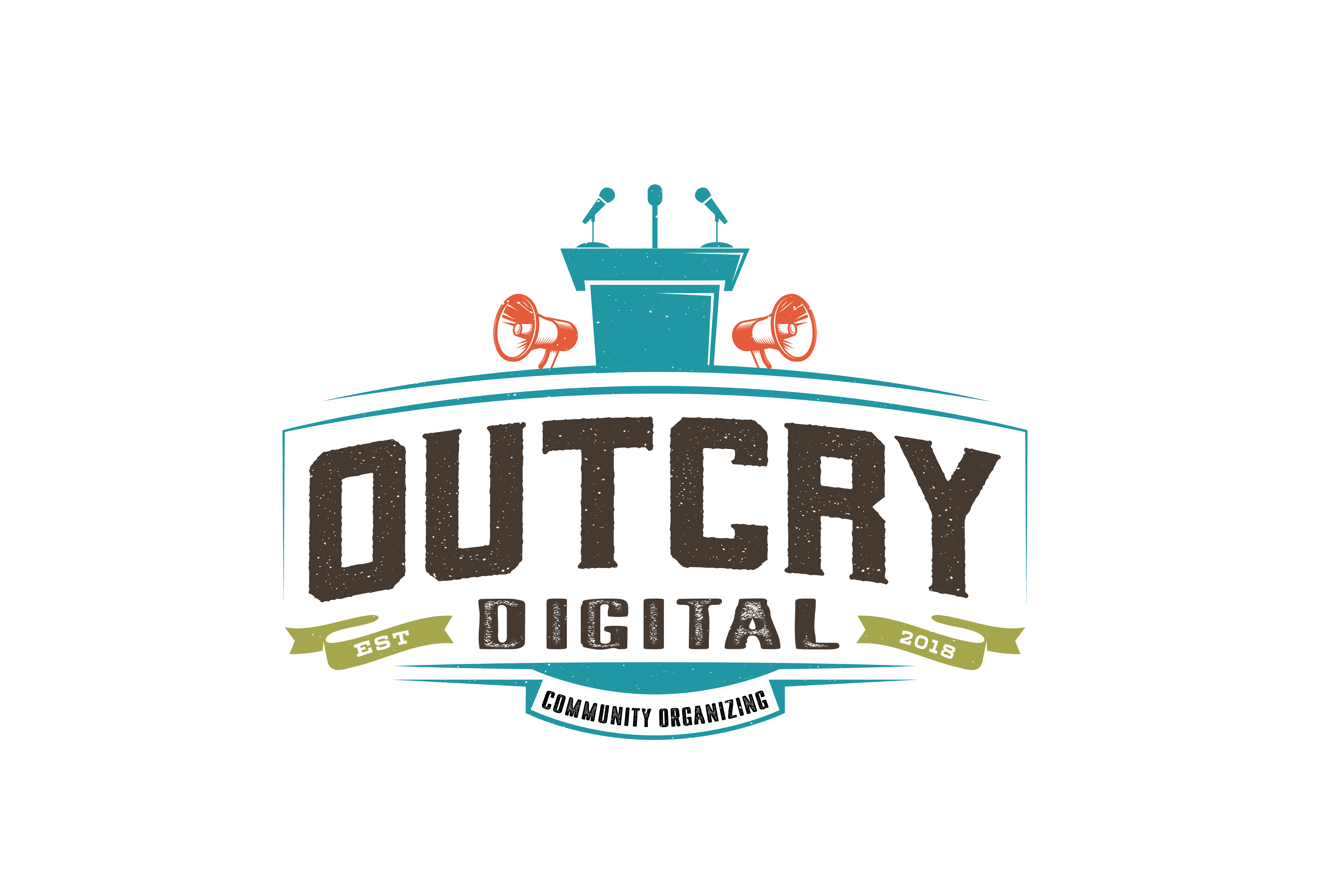 Outcry Digital Logo