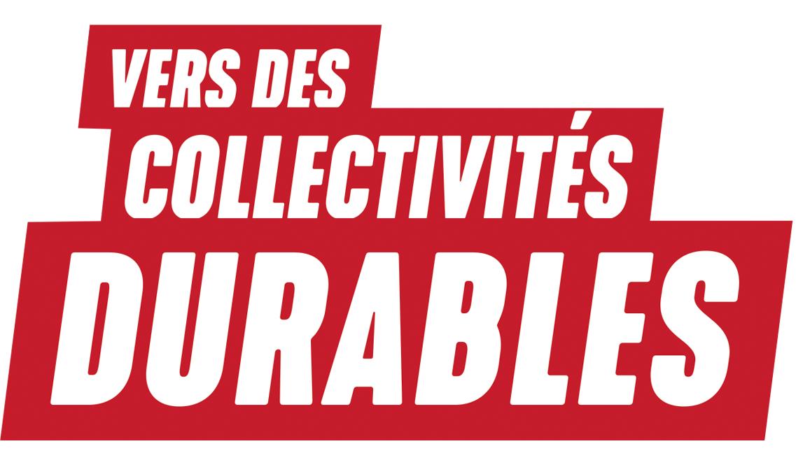 Logo: Vers des collectivités durables