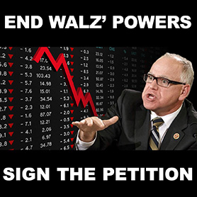 End Walz Emergency Powers
